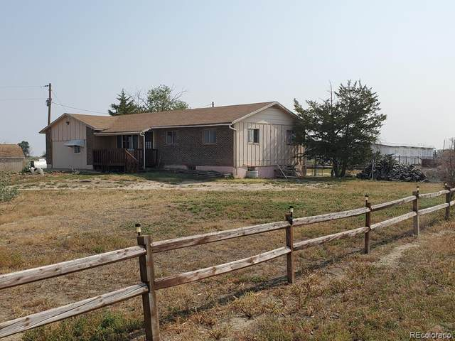 27140 County Rd 9.5, Las Animas, CO 81054 (MLS #4793618) :: Kittle Real Estate