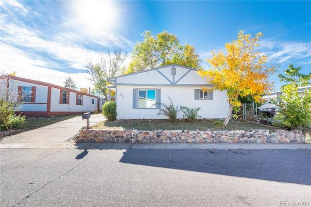9021 Rampart Street, Federal Heights, CO 80260 (MLS #4794857) :: 8z Real Estate