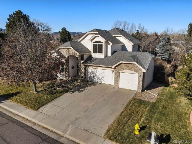 6975 Nile Court, Arvada, CO 80007 (#4795050) :: The Colorado Foothills Team | Berkshire Hathaway Elevated Living Real Estate