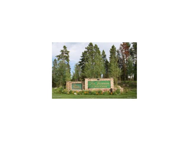 1033 County Road 511, Tabernash, CO 80478 (MLS #4795818) :: 8z Real Estate