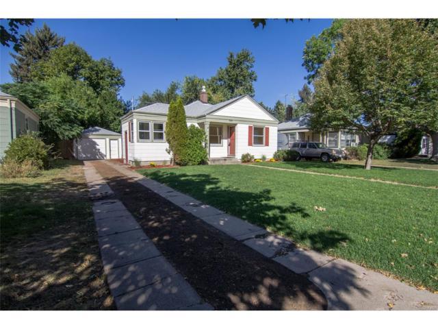 2717 S Franklin Street, Denver, CO 80210 (#4795895) :: Wisdom Real Estate