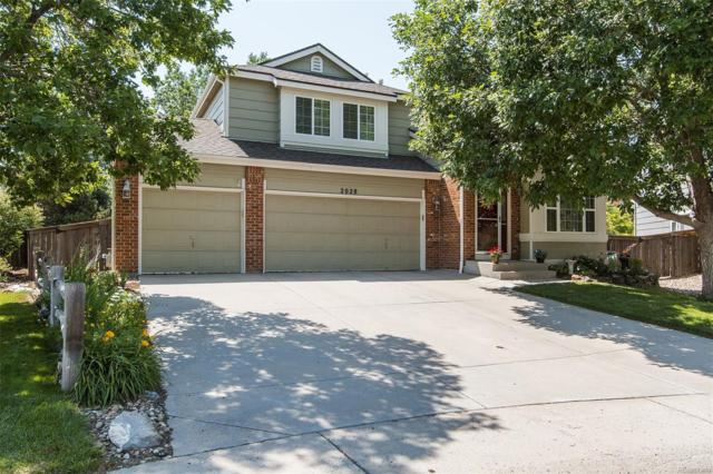 2028 Fendlebrush Street, Highlands Ranch, CO 80129 (#4796231) :: Colorado Home Finder Realty