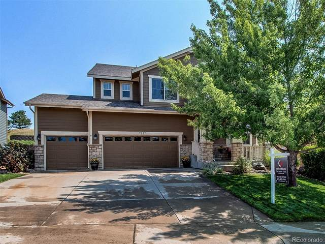 7027 Serena Drive, Castle Pines, CO 80108 (#4796284) :: Own-Sweethome Team