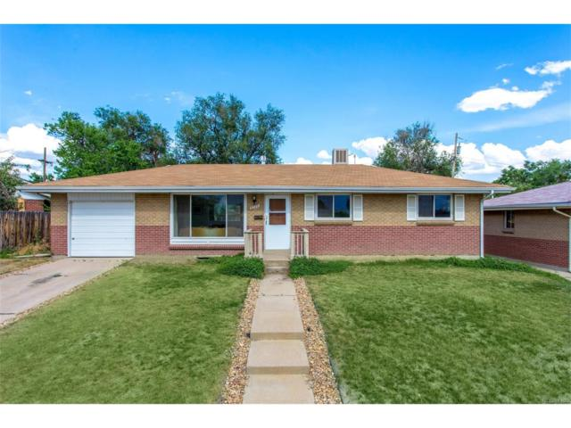 8540 Franklin Drive, Denver, CO 80229 (MLS #4796717) :: 8z Real Estate