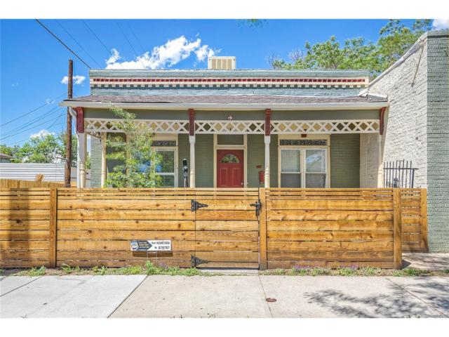 717 W 4th Avenue, Denver, CO 80223 (#4796724) :: Thrive Real Estate Group