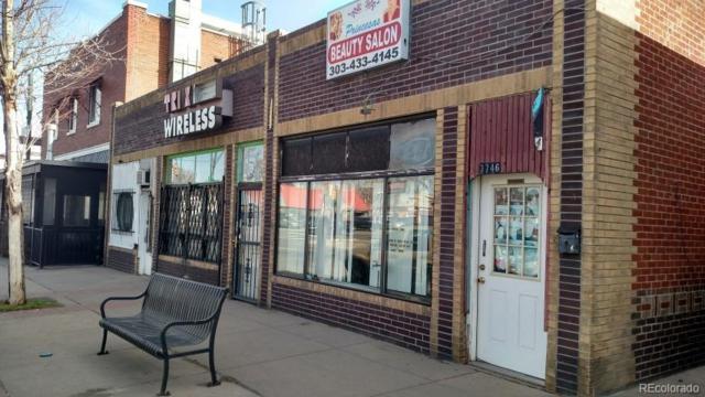3746 Tejon Street, Denver, CO 80211 (#4796928) :: Hometrackr Denver