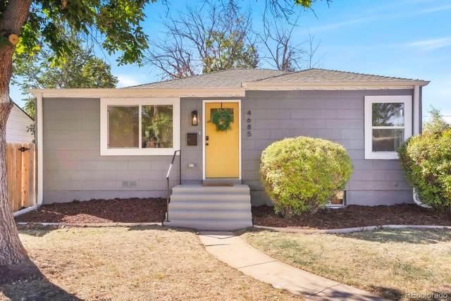 4685 S Washington Street, Englewood, CO 80113 (#4797790) :: The HomeSmiths Team - Keller Williams