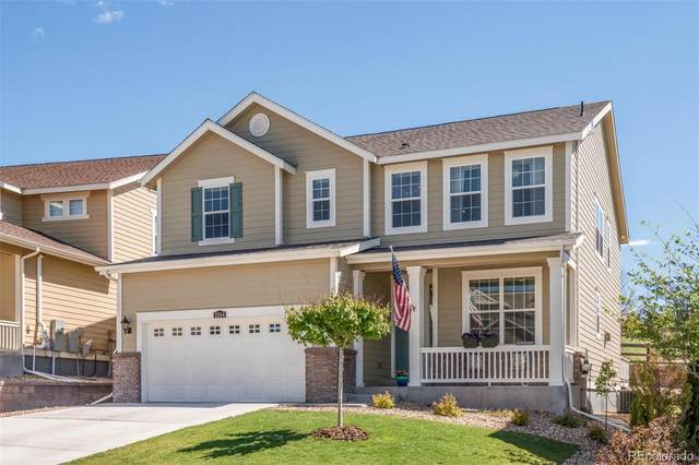 2584 Ambience Lane, Castle Rock, CO 80109 (#4797818) :: Mile High Luxury Real Estate