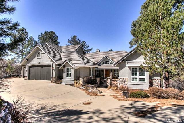 898 Anaconda Court, Castle Rock, CO 80108 (#4798050) :: iHomes Colorado