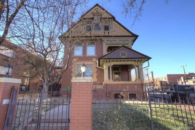 1453 Race Street, Denver, CO 80206 (MLS #4798223) :: 8z Real Estate
