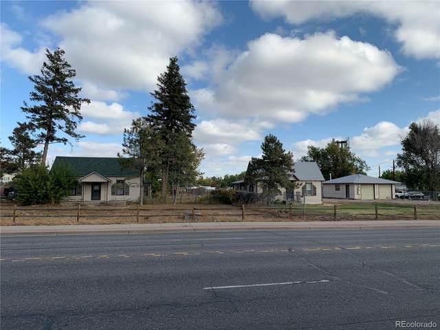 11581 W 44th Avenue, Wheat Ridge, CO 80033 (#4798286) :: iHomes Colorado