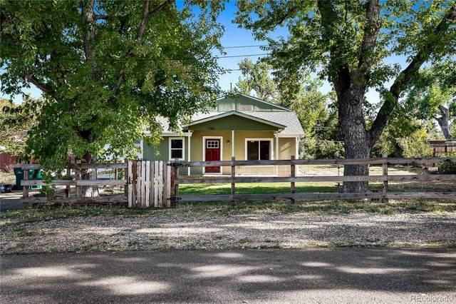 1186 Urban Street, Lakewood, CO 80401 (#4798590) :: The Scott Futa Home Team