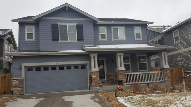 6345 S Harvest Street, Aurora, CO 80016 (#4798612) :: Wisdom Real Estate