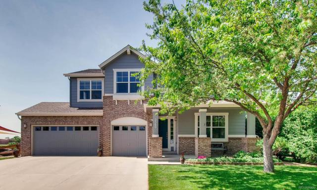 2560 Creekside Drive, Broomfield, CO 80023 (#4798850) :: The DeGrood Team