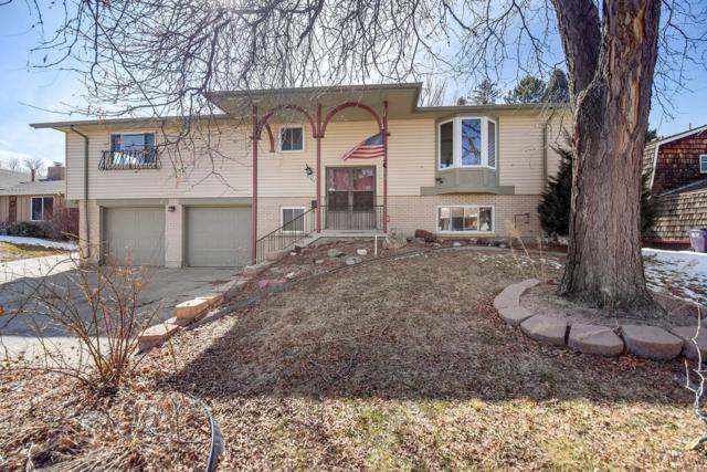 9300 E Eastman Avenue, Denver, CO 80231 (#4799098) :: The Griffith Home Team