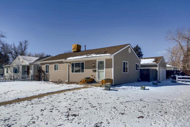 401 S Ingalls Street, Lakewood, CO 80226 (#4800023) :: The Peak Properties Group