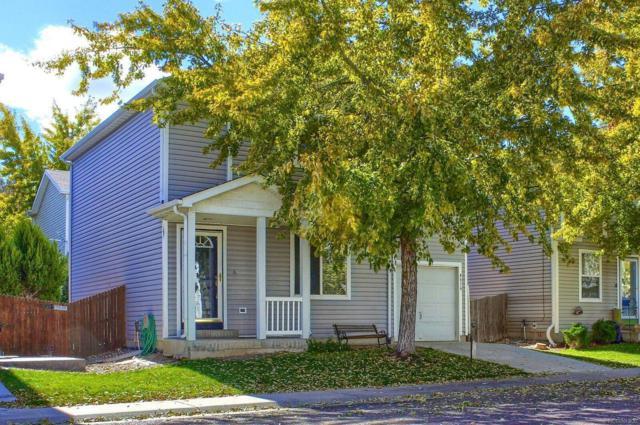 4616 S Tabor Way, Morrison, CO 80465 (#4800286) :: Wisdom Real Estate