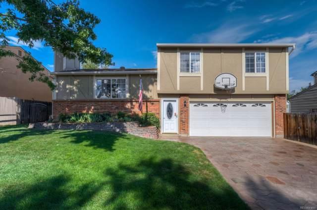 4873 S Flower Way, Denver, CO 80123 (MLS #4800340) :: 8z Real Estate
