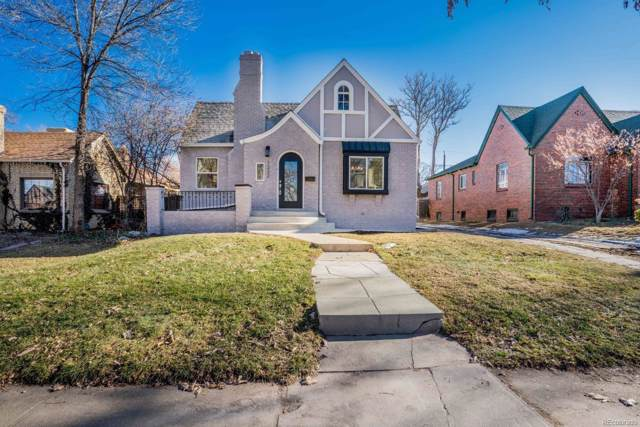 1332 Grape Street, Denver, CO 80220 (#4800588) :: The HomeSmiths Team - Keller Williams