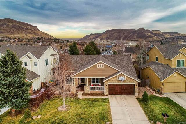 225 Canyon Point Circle, Golden, CO 80403 (#4800800) :: Mile High Luxury Real Estate