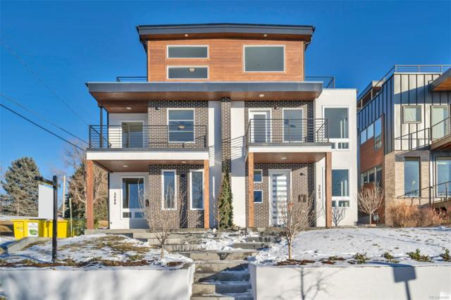 2600 S Sherman Street, Denver, CO 80210 (#4800880) :: 5281 Exclusive Homes Realty