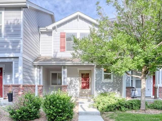 19033 E 58th Avenue, Denver, CO 80249 (#4801221) :: Venterra Real Estate LLC