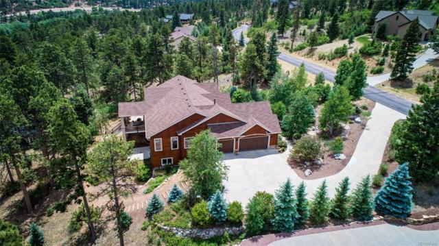 8470 Aspenglow Lane, Cascade, CO 80809 (#4801491) :: The Peak Properties Group