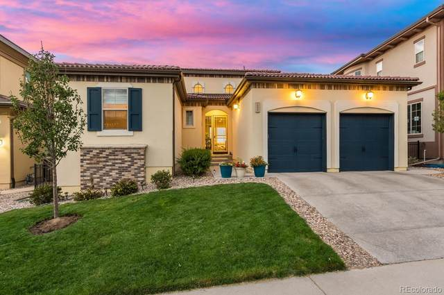 10481 Montecito Drive, Lone Tree, CO 80124 (#4801504) :: Mile High Luxury Real Estate