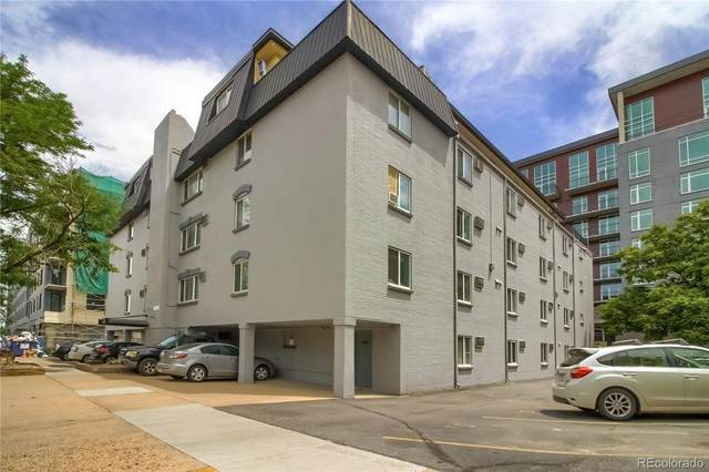 336 N Grant Street #412, Denver, CO 80203 (MLS #4801818) :: 8z Real Estate