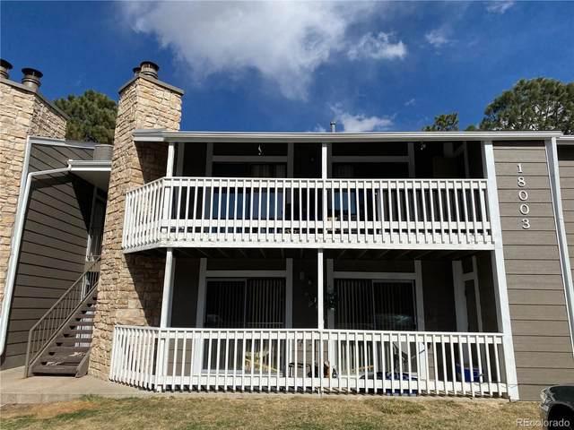 18003 E Ohio Avenue #204, Aurora, CO 80017 (MLS #4802041) :: Kittle Real Estate