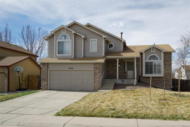 17546 E Baker Place, Aurora, CO 80013 (#4802153) :: The Peak Properties Group