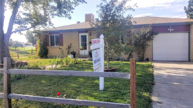 4400 Wagner Drive, Westminster, CO 80031 (#4802209) :: The Peak Properties Group