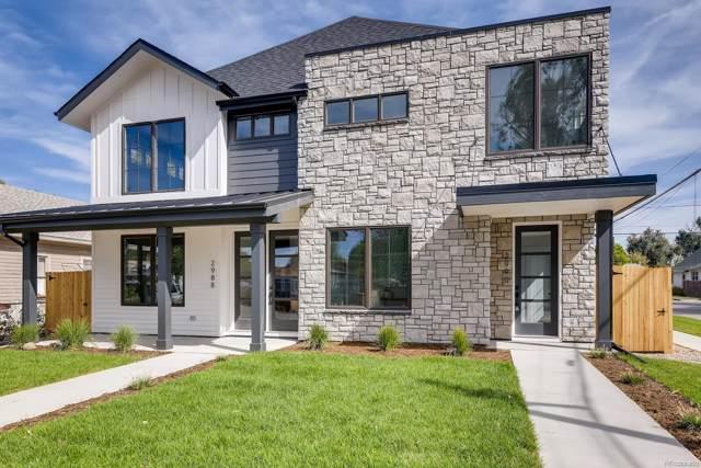 2990 S Delaware Street, Englewood, CO 80110 (MLS #4803378) :: 8z Real Estate