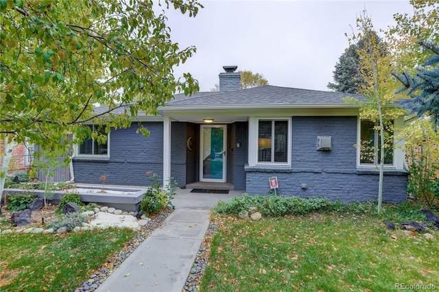 822 Pontiac Street, Denver, CO 80220 (#4803770) :: Peak Properties Group