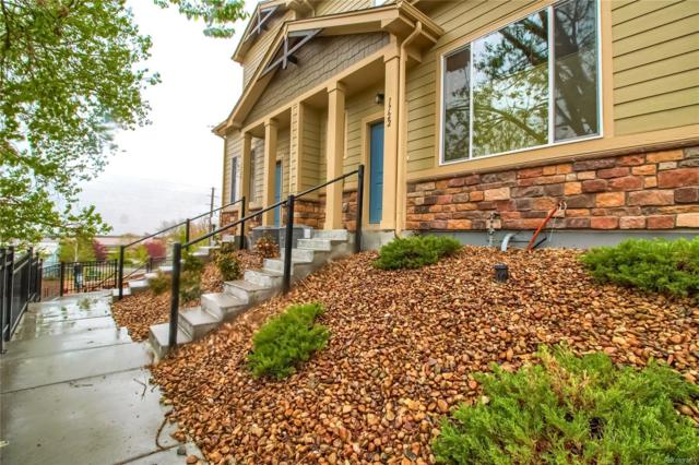 1722 Aspen Meadows Circle, Federal Heights, CO 80260 (#4803797) :: 5281 Exclusive Homes Realty