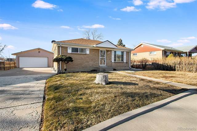 140 Northglenn Drive, Northglenn, CO 80233 (MLS #4803822) :: 8z Real Estate