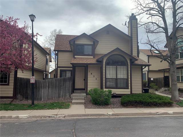 1855 S Pitkin Circle #31, Aurora, CO 80017 (#4804083) :: Chateaux Realty Group