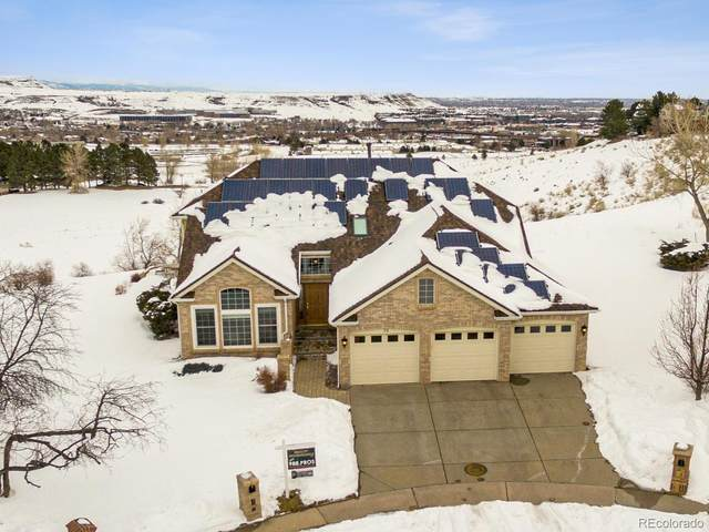 24 S Joyce Street, Golden, CO 80401 (MLS #4804101) :: Kittle Real Estate