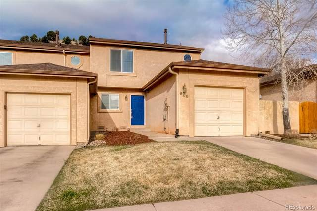 636 Echo Lane, Colorado Springs, CO 80904 (MLS #4804433) :: Kittle Real Estate