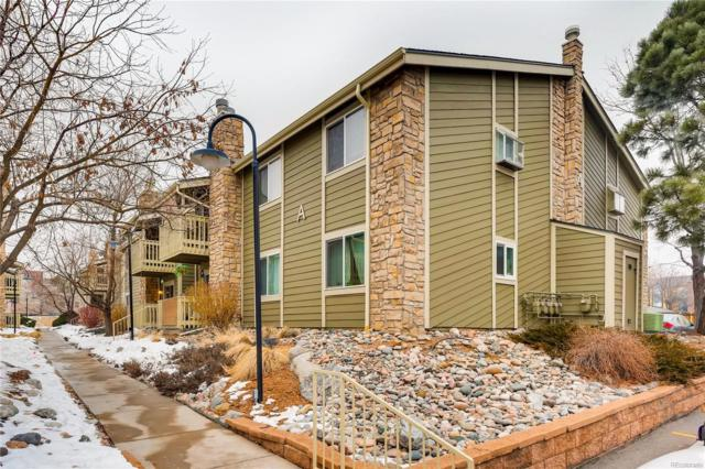 4400 S Quebec Street A107, Denver, CO 80237 (MLS #4804527) :: Bliss Realty Group