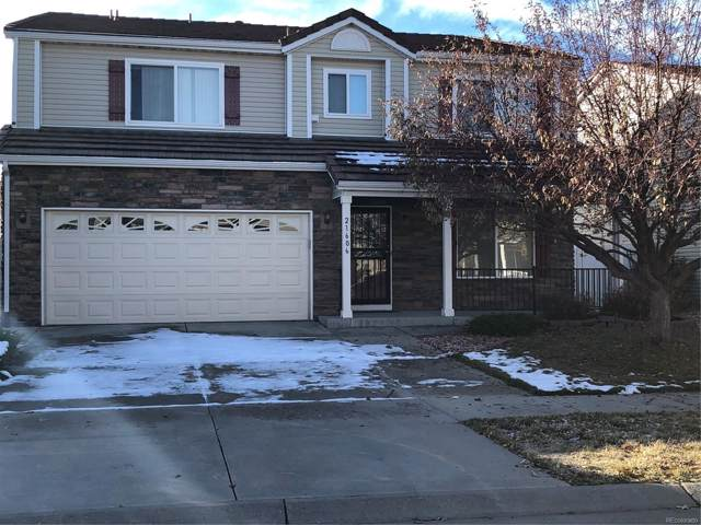 21606 53rd Place, Denver, CO 80249 (#4804560) :: The Heyl Group at Keller Williams