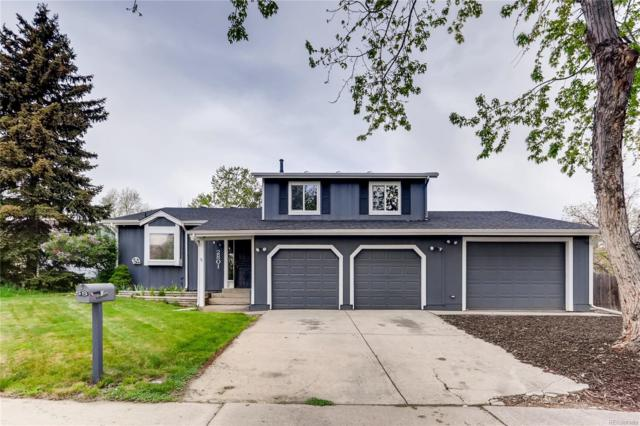 2801 S Rifle Street, Aurora, CO 80013 (MLS #4804566) :: 8z Real Estate