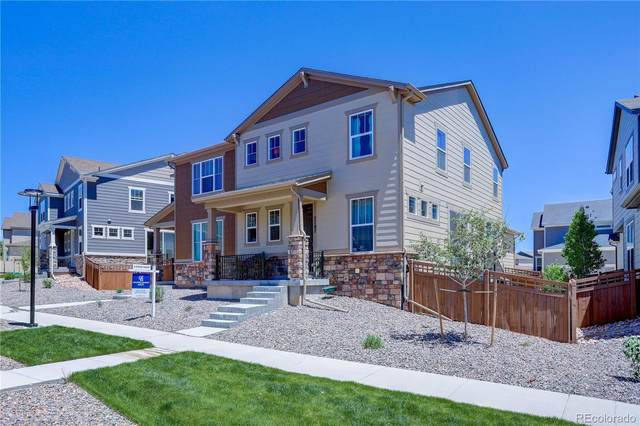 7187 Finsberry Way, Castle Pines, CO 80108 (#4804591) :: Bring Home Denver with Keller Williams Downtown Realty LLC
