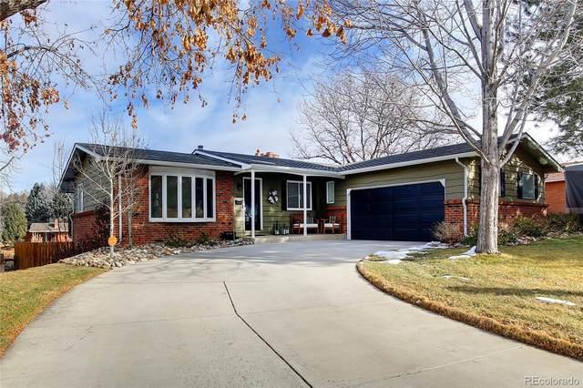 2201 W Briarwood Avenue, Littleton, CO 80120 (#4804605) :: The Scott Futa Home Team