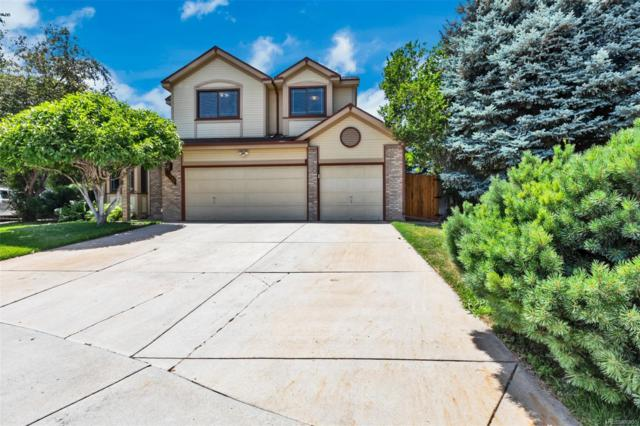 11986 W 70th Place, Arvada, CO 80004 (#4804957) :: The Galo Garrido Group