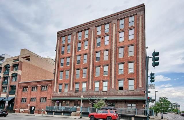 2261 Blake Street 3A, Denver, CO 80205 (#4805026) :: Chateaux Realty Group