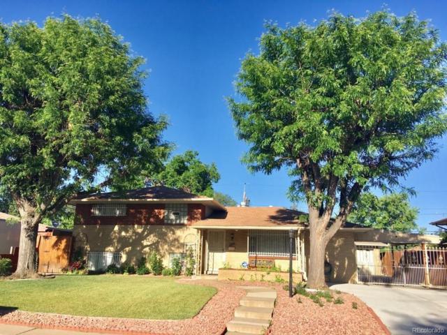 1346 S Eliot Street, Denver, CO 80219 (#4805551) :: Wisdom Real Estate
