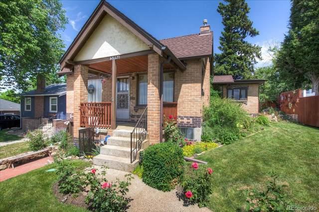 3594 S Bannock Street, Englewood, CO 80110 (#4805998) :: The Griffith Home Team