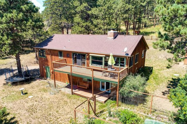 24673 Chris Drive, Evergreen, CO 80439 (#4806969) :: The City and Mountains Group