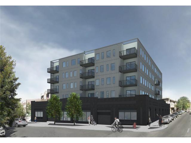 1300 N Ogden Street #206, Denver, CO 80218 (#4807091) :: The Peak Properties Group